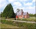SU9097 : Christ Church, Holmer Green by Des Blenkinsopp