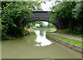 SP6991 : Debdale Wharf Bridge north-west of Foxton, Leicestershire by Roger  Kidd