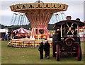 TL1444 : Steam Fair, Old Warden Park by Michael Trolove