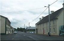 N0719 : Terraced houses in Hill Street, Cloughan by Eric Jones