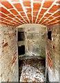 SU7586 : Inside the Freeman Mausoleum by Des Blenkinsopp