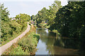 NS9178 : Union Canal at Redding by Anne Burgess