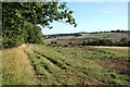 SU7994 : View from Old Dashwood Hill by Des Blenkinsopp
