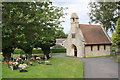 SP5407 : Chapel in Headington Cemetery off Dunstan Road by Roger Templeman