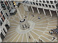 TQ3281 : City of London: Paternoster Square from above : Week 40