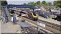 SP4824 : Heyford Station by Stuart Wilding