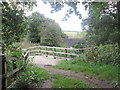 SE4006 : Bridges over the River Dearne at Storrs Wood by John Slater