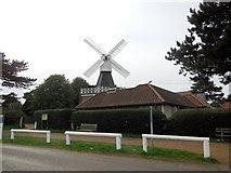TQ2372 : Wimbledon Common Windmill by Paul Gillett