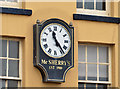 J1246 : Canavan clock, Banbridge by Albert Bridge
