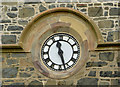 J1246 : Church clock, Banbridge by Albert Bridge