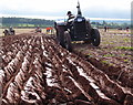 SO5027 : Vintage ploughing : Week 42