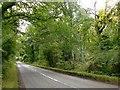 SU8090 : Road across Moorend Common by Stefan Czapski