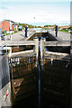NS8579 : Filling the Upper Lock by Anne Burgess