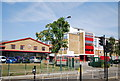 TQ4671 : Christ The King, St Mary's Sixth Form College by N Chadwick