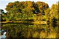 NX7270 : Autumnal Loch Lurkie : Week 43