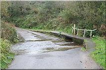 SW7854 : Ford near Chalcott's Farm by Rod Allday