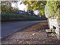 SJ9693 : Mottram Old Road by Stephen Burton