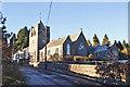 NO1310 : Parish Church, Glenfarg by Richard Dorrell