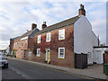 SK6211 : Houses on High Street, Syston by Alan Murray-Rust