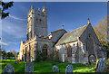 ST7000 : Piddletrenthide: All Saints Church : Week 49