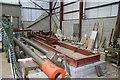 SE5207 : Markham Grange steam Museum - work in progress by Chris Allen