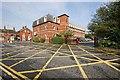 TF5663 : jobcentreplus, Skegness by Dave Hitchborne
