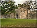ST5545 : The Bishop's Palace, Gatehouse by David Dixon