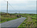 SW4537 : View down Trewey Hill by Robin Webster