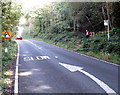 ST3262 : Weston Woods bus stop, Kewstoke Road by Jaggery