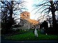 TL4262 : St Andrew's Girton by Bikeboy