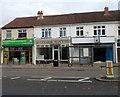 ST5777 : Empty Classic Man in Westbury-on-Trym, Bristol by Jaggery