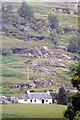 NH3304 : Leac Cottage, Aberchalder by Jo Turner