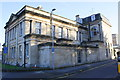 SU7272 : Royal Berkshire Hospital across Redlands Road by Roger Templeman