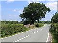 SJ3762 : Lache Lane and Balderton Bridge by John S Turner