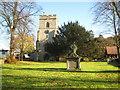 SU6894 : Watlington: St Leonard's Church by Nigel Cox
