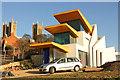 SK9771 : New house on Michaelgate : Week 1