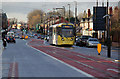 SJ9198 : Tram on Droylsden Road : Week 1