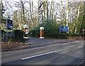 SU8362 : Eagle House School entrance by Alan Hunt