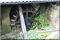 SK2999 : Wortley Top Forge - water wheel by Chris Allen