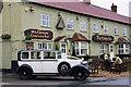 SE3765 : The Crown Inn, Roecliffe by Joy Newbould