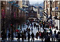 NS5965 : Buchanan Street Glasgow crowds by david cameron photographer