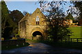 NZ1800 : Abbey Gatehouse and Easby House or Hall by Tiger
