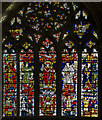 TR1557 : St Anselm Window, Canterbury Cathedral by Julian P Guffogg