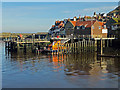 NZ8911 : Whitby lifeboat station by Pauline Eccles
