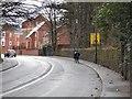 SJ9795 : Mottram Road by Gerald England