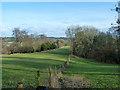 SU7789 : Luxters Farm air strip by Robin Webster