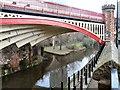SJ8397 : Rochdale Canal from Castle Street by Gerald England
