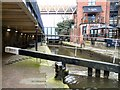 SJ8397 : Rochdale Canal: Lock #91 by Gerald England