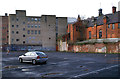 J3374 : Car park, Belfast by Rossographer