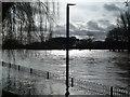 SO8453 : 2014 Worcester flooding : Week 7